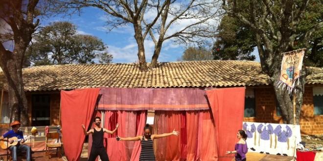 A Cia Teatral ManiCômicos foi uma das contempladas pelo edital. Foto: Divulgação