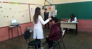 Atendimentos oftalmológicos em Crucilândia