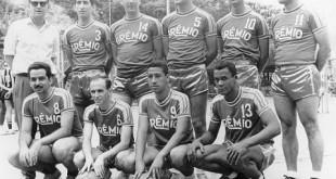 Primeira equipe de basquetebol do Grêmio  -  Foto Divulgação