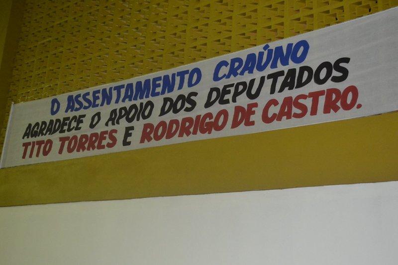 m_Inaguração de ginásio poliesportivo no assentamento Craúno