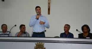 Tito Torres participa da Ação Municipalista em Três Marias
