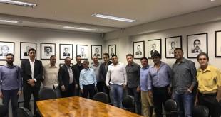 Lideranças do Médio Piracicaba em encontro no Dnit
