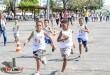 Crianças atendidas pelo projeto Amigo da Criança, na cidade de Curvelo.