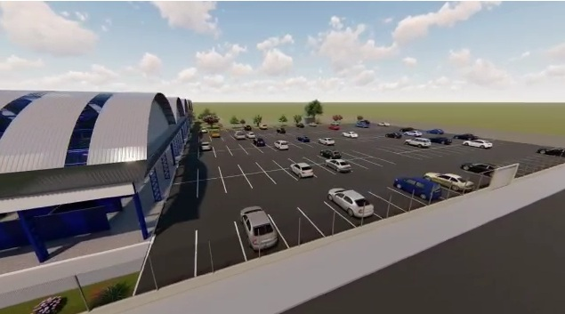 Projeto da Feira do Produtor encontra-se em fase final de elaboração na Secretaria Municipal de Obras