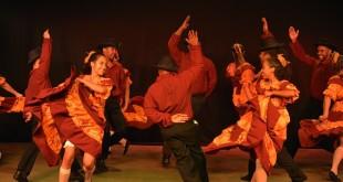 O programa abrange cinco modalidades de apresentações artísticas, entre elas, a dança - Arquivo ALMG - Foto:Willian Dias
