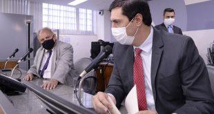 Deputado Tito torres eleito vice presidente comissão energias renováveis