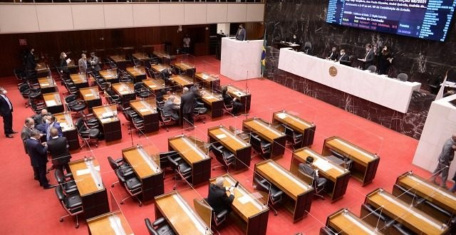 Plenário Pec Acordo com a Vale